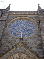 CH5B - St. Patricks Church - Large Circle - Washington, D.C.