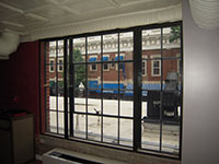 Outswing Casement Window, Monumental Magnetic One Lite - with Tube Mull - City Market - Roanoke