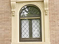 Stained and Leaded Glass Protection - HOL-B - Custom Color - Special Shape