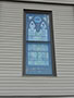 Stained and Leaded Glass Protection - MAOL-C with Invisible Clips - Calvary Chapel of Dayton - Dayton, OH