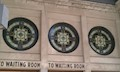Stained and Leaded Glass - Special Shape - Standard Color - TARC Union Station - Louisville, KY