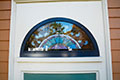 Stained and Leaded Glass Protection - AOL-A with Invisible Clips - Custom Color