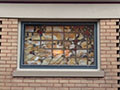 Stained and Leaded Glass Protection - AOL-A - Custom Color